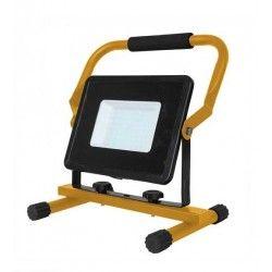 Strålkastare V-Tac 50W LED arbetsarmatur - Till utomhusbruk brug, inkl stativ
