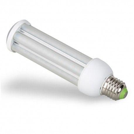 LEDlife E27 LED lampa - 18W, 360°, matt glas