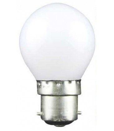CARNI1.8 LED lampa - 1,8W, varmvitt, 230V, B22