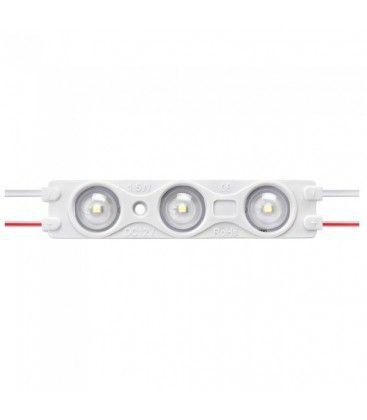 Vattentät LED modul - 1,5W, IP67, Perfekt till skyltar och speciallösningar