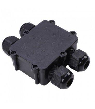 V-Tac kopplingsdosa - Til seriekoppling, IP68 vattentät