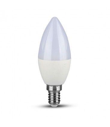 V-Tac 4W LED lampa - 320lm, 200 grader, E14
