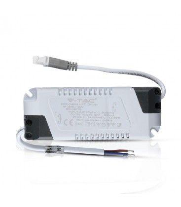 V-Tac 18W dimbar driver - Passa till V-Tac 18W downlight