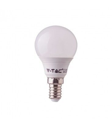 V-Tac 3W LED lampa - P45, E14