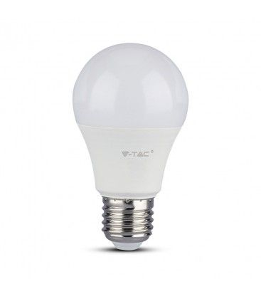 V-Tac 9W LED lampa - Samsung LED chip, A58, E27
