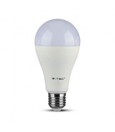V-Tac 15W LED lampa - Samsung LED chip, A65, E27