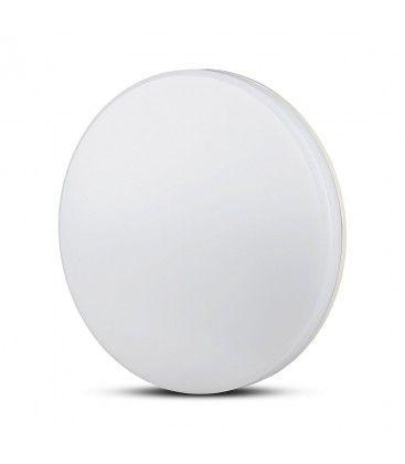 V-Tac 25W LED takarmatur - IP44, Ø30cm, 230V, inkl. ljuskälla