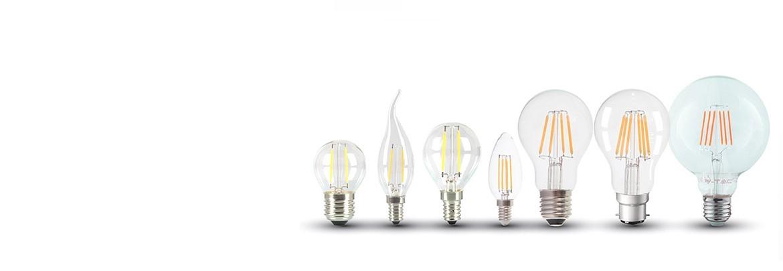 LED-lamp Sortiment
